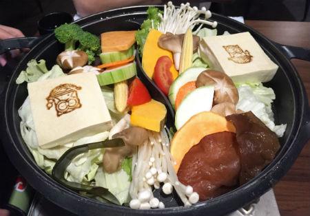 【台湾・高雄グルメ情報】高雄にある鍋とフクロウのお店・貓頭鷹鍋物