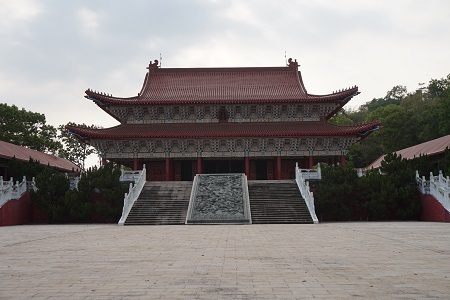 【台湾観光】高雄にあるもう一つの旗山孔子廟