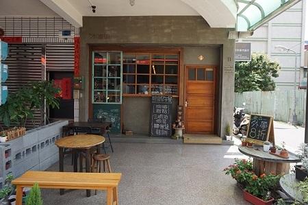 【台湾カフェ】高雄にあるカフェ・REEL~木軸咖啡館は居心地が良すぎ
