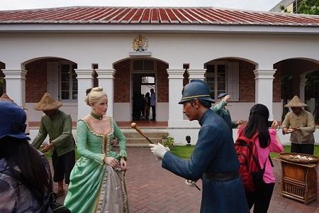 【台湾観光】高雄観光・西子湾にある旧英国領事館