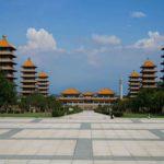 【台湾観光】台湾四大仏教の一つ高雄の佛光山に行ってきた