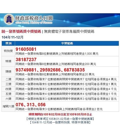 当たれば1000万元!台湾のレシートクジ(統一發票)旅行者も対象!