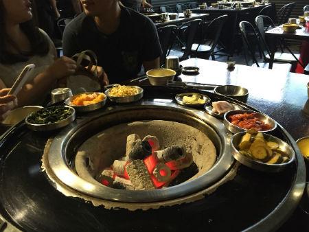 【台湾・台南おすすめグルメ情報】韓国式焼肉店・燒出名堂 House of BBQ