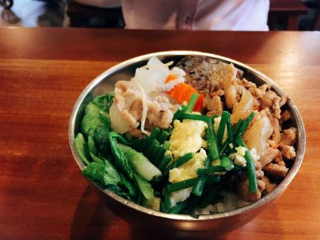 【台湾グルメ】台南の樹谷生活科学館の近くの飲食店