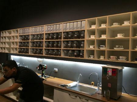 【台湾カフェ】こだわりのサイフォンコーヒーのお店が台湾にあった!