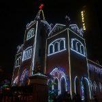 台湾高雄の教会にクリスマスイブに行ってみた