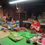台湾の陶芸工房・水林鄕にある「漢珀陶藝」を見学してきました!!