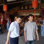 台湾の彫刻家・水北村の村長さんのいる聖母殿雕刻に遊びに行ってきました