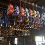 台湾のギター職人(ギタークラフトマン)の工房に遊びに行ってきました