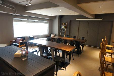 台湾高雄カフェ「貓頭鷹咖啡館(フクロウコーヒー)」